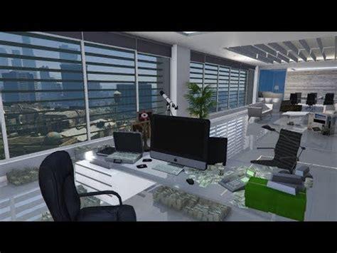 bureau de pdg gta5 changer l 39 intérieur de bureau de pdg