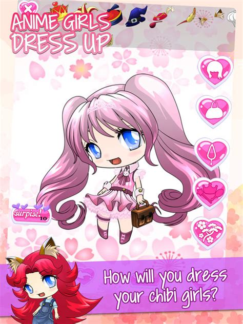 anime chibi dress up anime dress up for free pretty chibi
