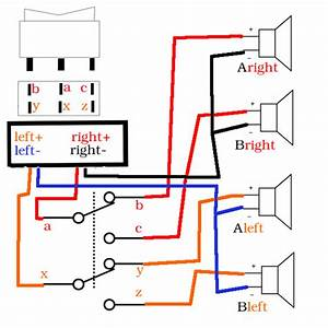 On Off Switch Wiring Diagram For Speaker