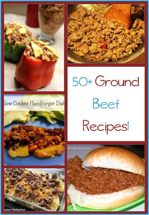 hamburg recipes over 50 hamburger meat recipes 3 boys and a dog