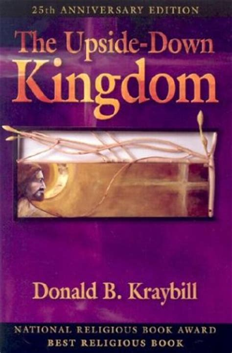 upside  kingdom  donald  kraybill reviews