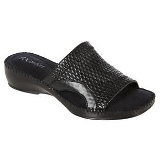 i comfort shoes at sears i comfort s sandal tess black clothing