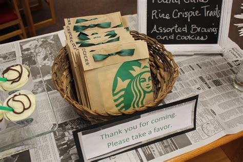 Christy Coffee Donations For Favors