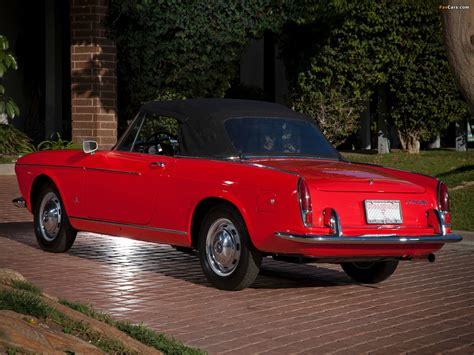 1963 Fiat 1600 Cabriolet Related Infomationspecifications