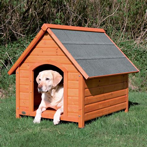 trixie pet products  ft   ft   ft log cabin dog house  lowescom