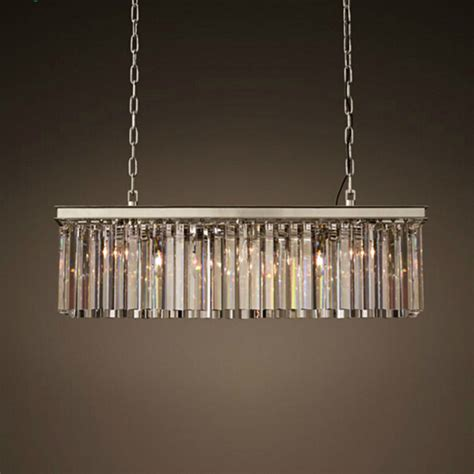 selling american style rectangular chandelier