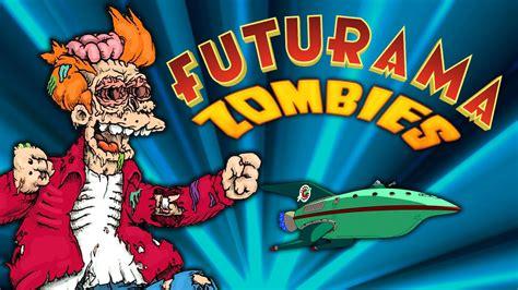 futurama zombies call  duty zombies youtube