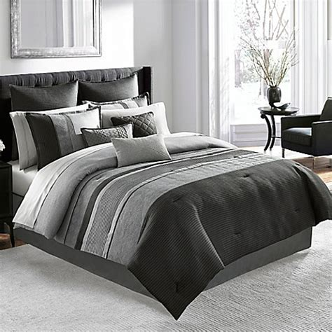 manor hill 174 lowery comforter set bed bath beyond