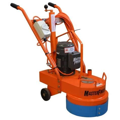 Master Finish G1 A Electric Terrazzo Floor Grinder