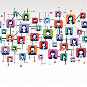 Social Network Stock Vector Art & More Images of 2015 ...  Social