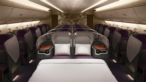 Full Details Of Singapore's New A380 Business Class One