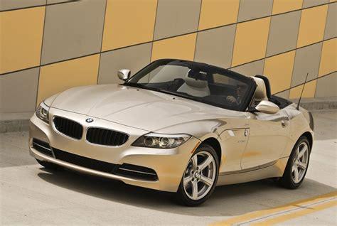 2012 Bmw Z4 Will Get A Turbocharged Fourcylinder Engine