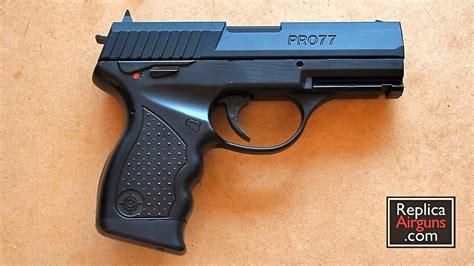 Crosman Pro77 Co2 Blowback Bb Pistol Review