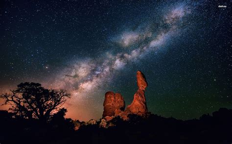 Milky Way Galaxy Wallpapers Wallpaper Cave