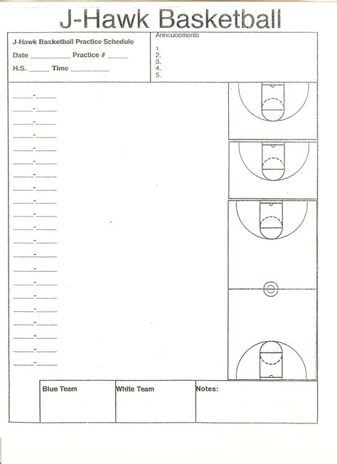 court diagrams  practice drills  plays hoop infusion