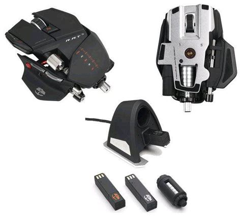 Choose The Best Gaming Mouse Comparison Mad Catz Rat 9 Vs