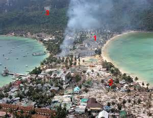 Phi Island Tsunami