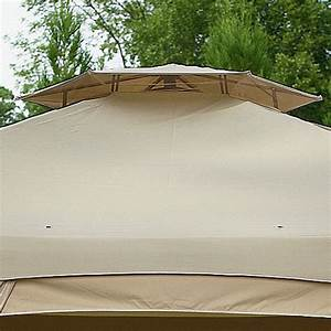 Sears Garden Oasis Clayton Gazebo Replacement Canopy and ...