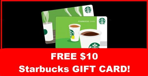 Maybe you would like to learn more about one of these? TOTALLY FREE $10 Starbucks GIFT CARD! - Free Samples By Mail | Free Samples