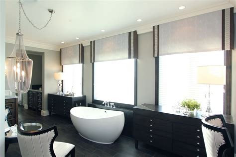 modern home plans with photos hton 39 s inspired luxury master bathroom robeson design