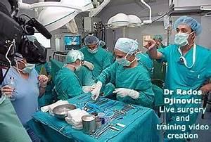 Rados Djinovic MD Reconstructive Surgeon | Doktor Radoš ...