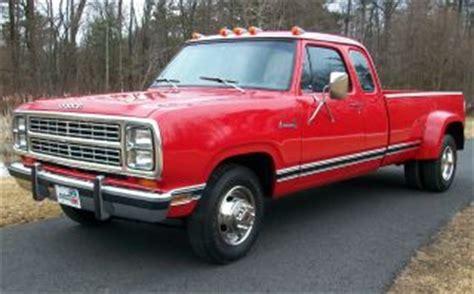 cars trucks dodge  pickups web museum