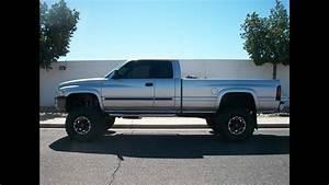 2001 Dodge Ram 2500 Quad Cab 4wd Custom 16 U0026quot  Oversize Tires