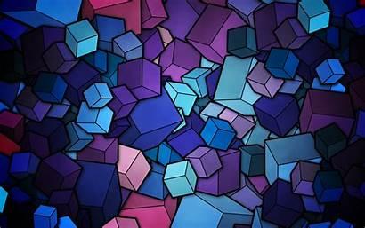 Colorful Cube Wallpapers 4k Easy Desktop Screen