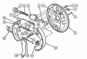 1993 Ford Ranger Brake Line Diagram