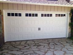 amarr garage door door design recessed windows long