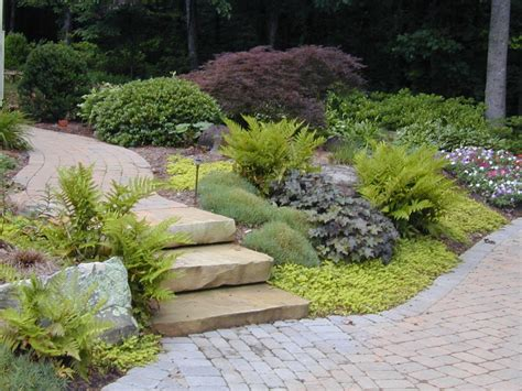 landscape with boulders newnan landscape supplies using boulders in your landscape mulch and more landscape