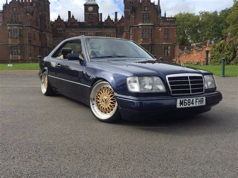 mercedes  coupe ce  amg replica slammed