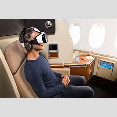 Qantas And Samsung Introduce Virtual Reality Experience For Travellers — Urdesignmag