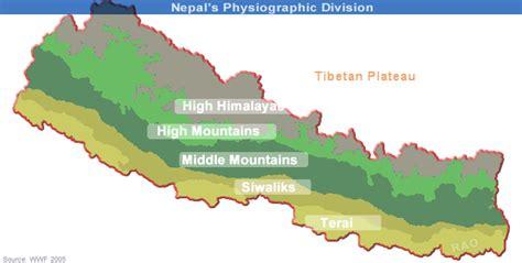 RAOnline Nepal: Geology - Nepal's Topography ...
