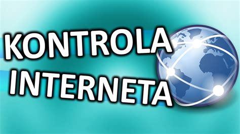 Prikaz & Kontrola INTERNETA - YouTube