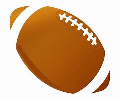 Football Clipart Sports Different Clip Ball Sport