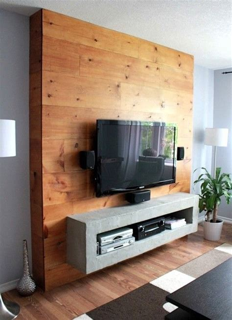 Tv Wand Holz by My Tv Wall Mount A Runner Up In The Hgtv Canada Diy