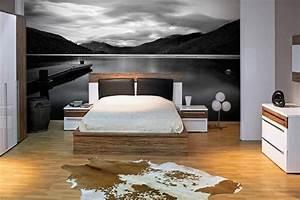 Papier Peint Trompe L4oeil : papier peint paysage izoa ~ Premium-room.com Idées de Décoration