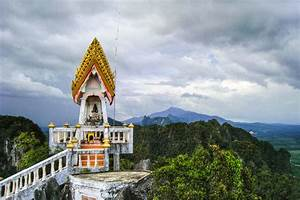 The Tiger Cave Temple in Krabi, Thailand is Worth the ...