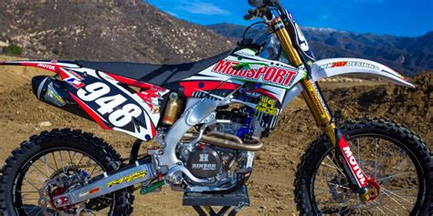 motocross biking everything you need to know about dirt bike graphics