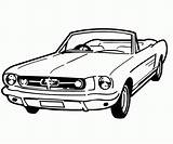 Coloring Cool Cars Racing Drawing Printable Colouring Chevy Rod Race Camaro Mustang Lee General Sheets Drawings F1 Vehicle Colors Line sketch template