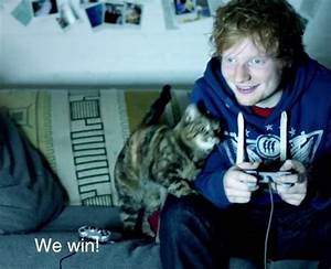 Ed Sheeran Makes A New Best Friend In 'Drunk' - Music ...