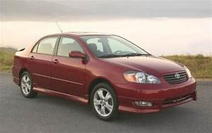 2006 Toyota Corolla - Information And Photos
