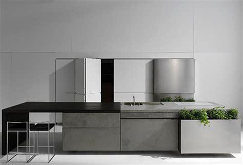 concrete kitchens  steininger designer homes