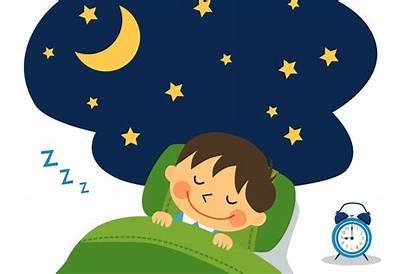 Bedtime Clipart Bed Routine Children Nighttime Bliss