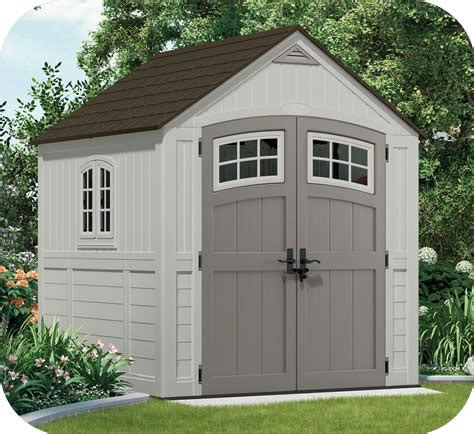 Suncast Cascade Shed Canada by Suncast 7x7 Cascade Resin Storage Shed Kit Bms7790