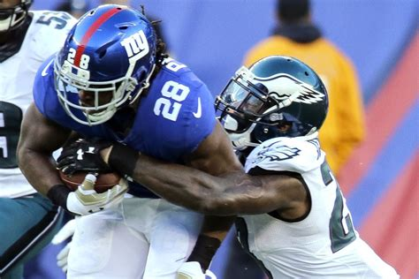 Giants Paul Perkins Opens Up On Twitter Silence Nfl