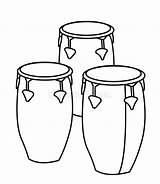 Tambours Coloration Bongos Kleurende Trommelt Coloritura Tamburi Drums Instrumentos Tambor Tambores Percussion Coda Pianoforte Xilofono Xylophone Vecteurs sketch template