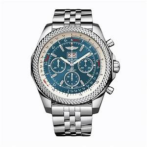Breitling Bentley 6.75 A4436412/C786/990A Stainless Steel ...
