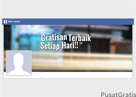 membuat sampul facebook  quotescover pusat gratis